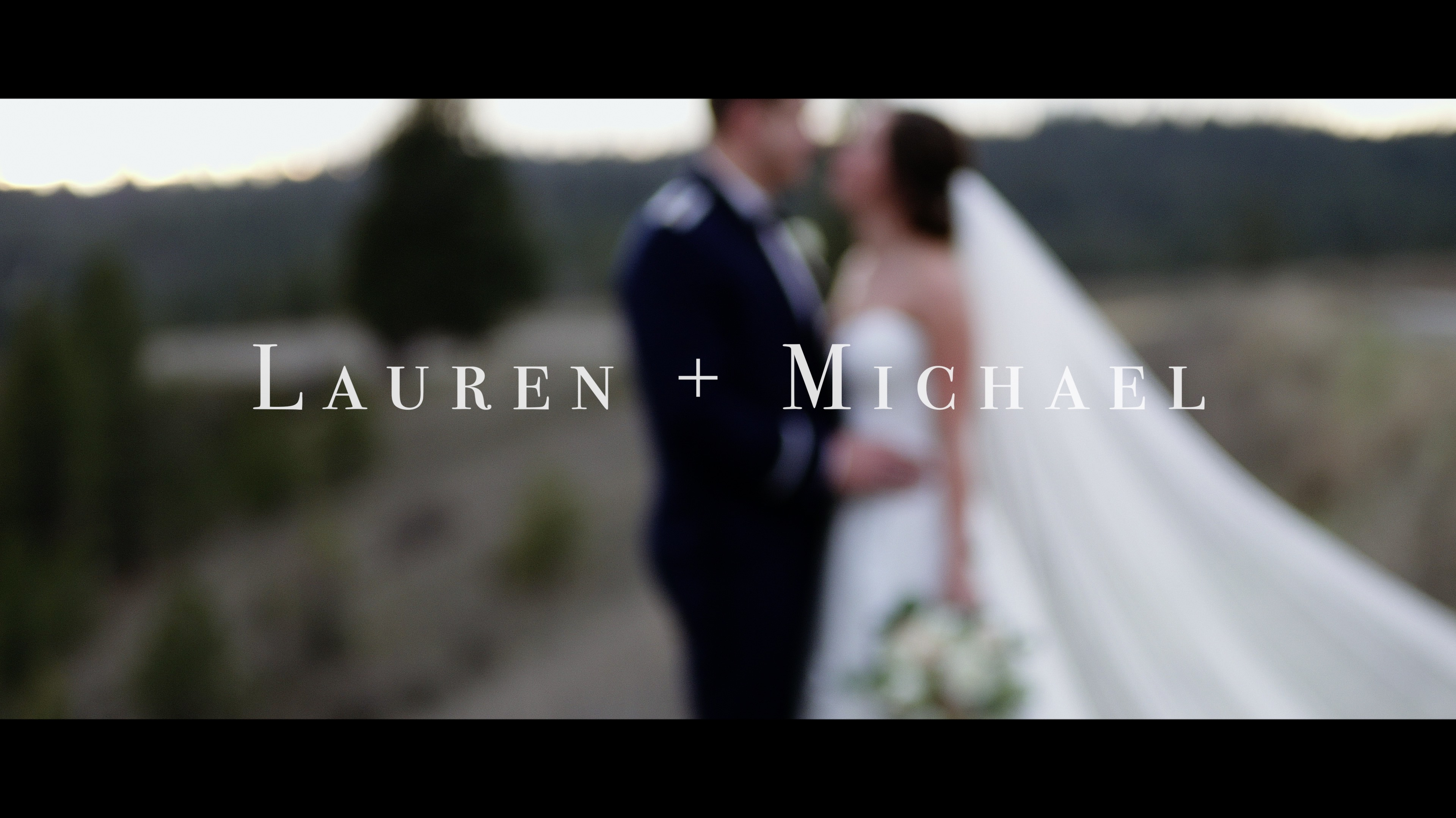 Lauren + Michael  | Spokane, Washington | The McGinnity Room
