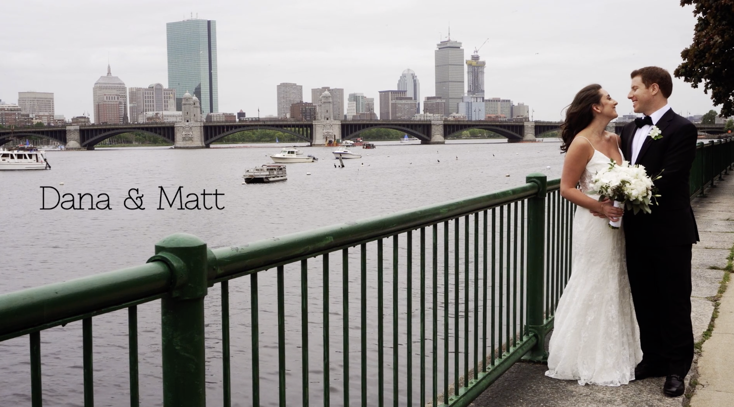 Dana + Matt | Boston, Massachusetts | Royal Sonesta