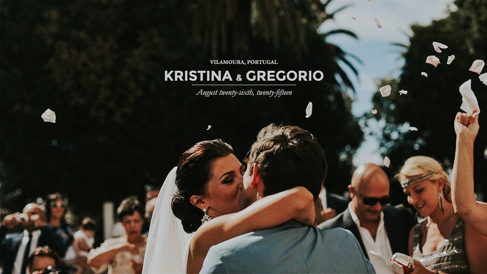 Kristina + Gregorio | Quarteira, Portugal | Vila Casa do Campo
