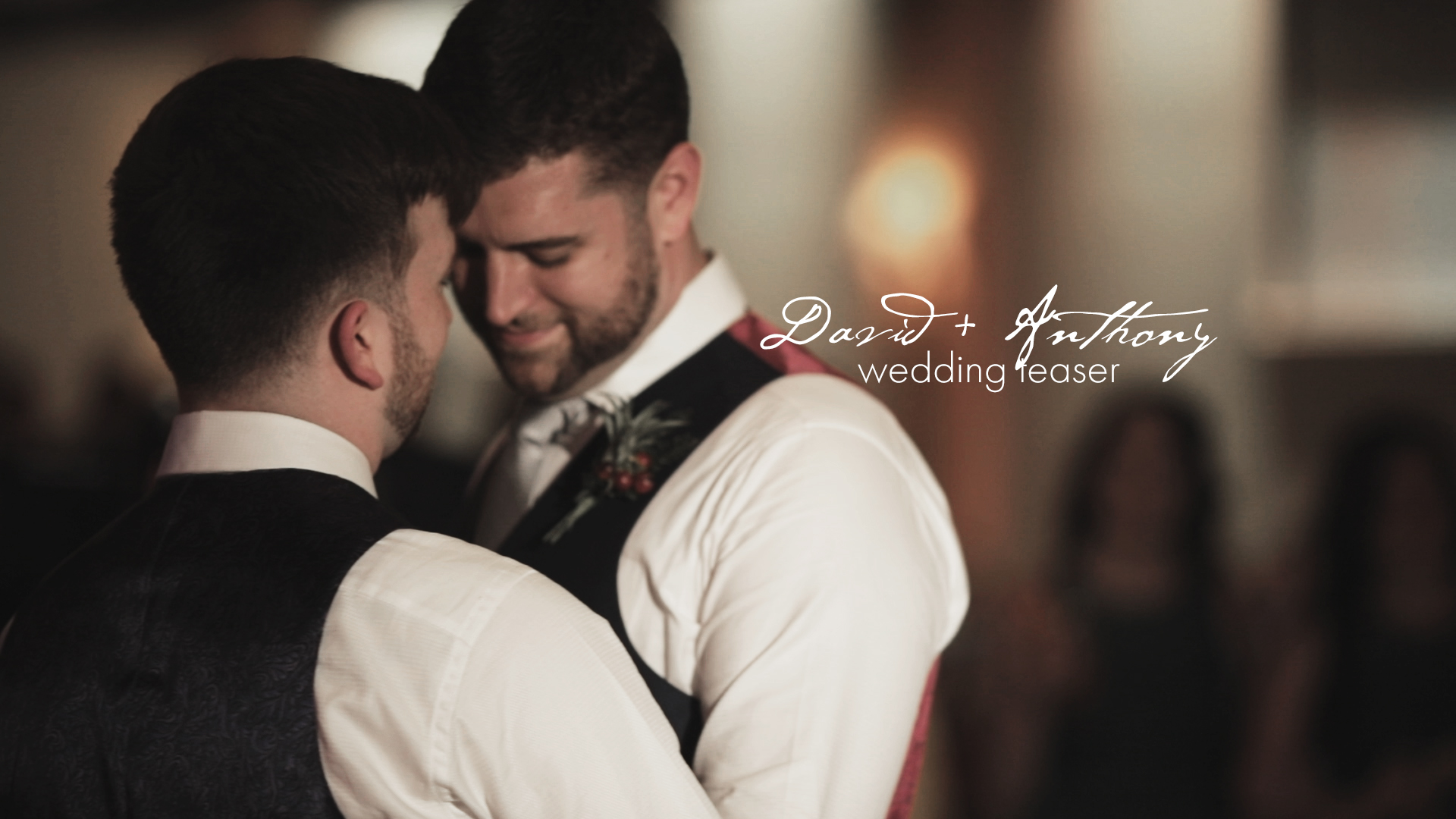 David  + Anthony  | Milwaukee, Wisconsin | The Atrium