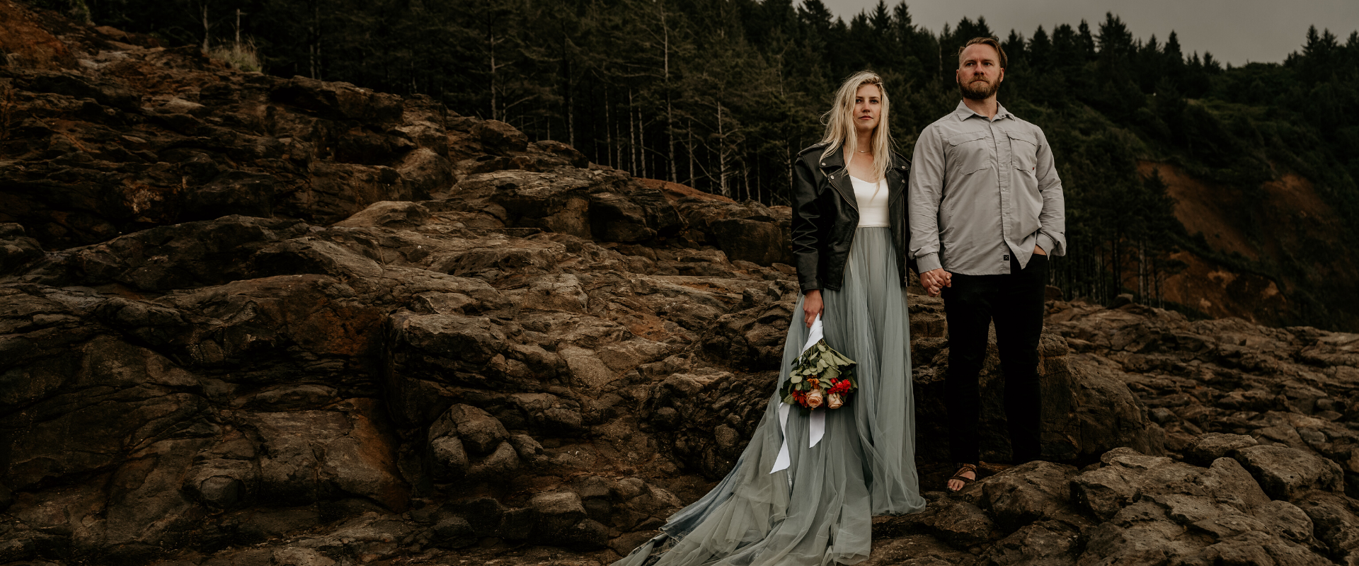 Caitlin + Cliff | Oregon, Oregon | The Oregon Coast