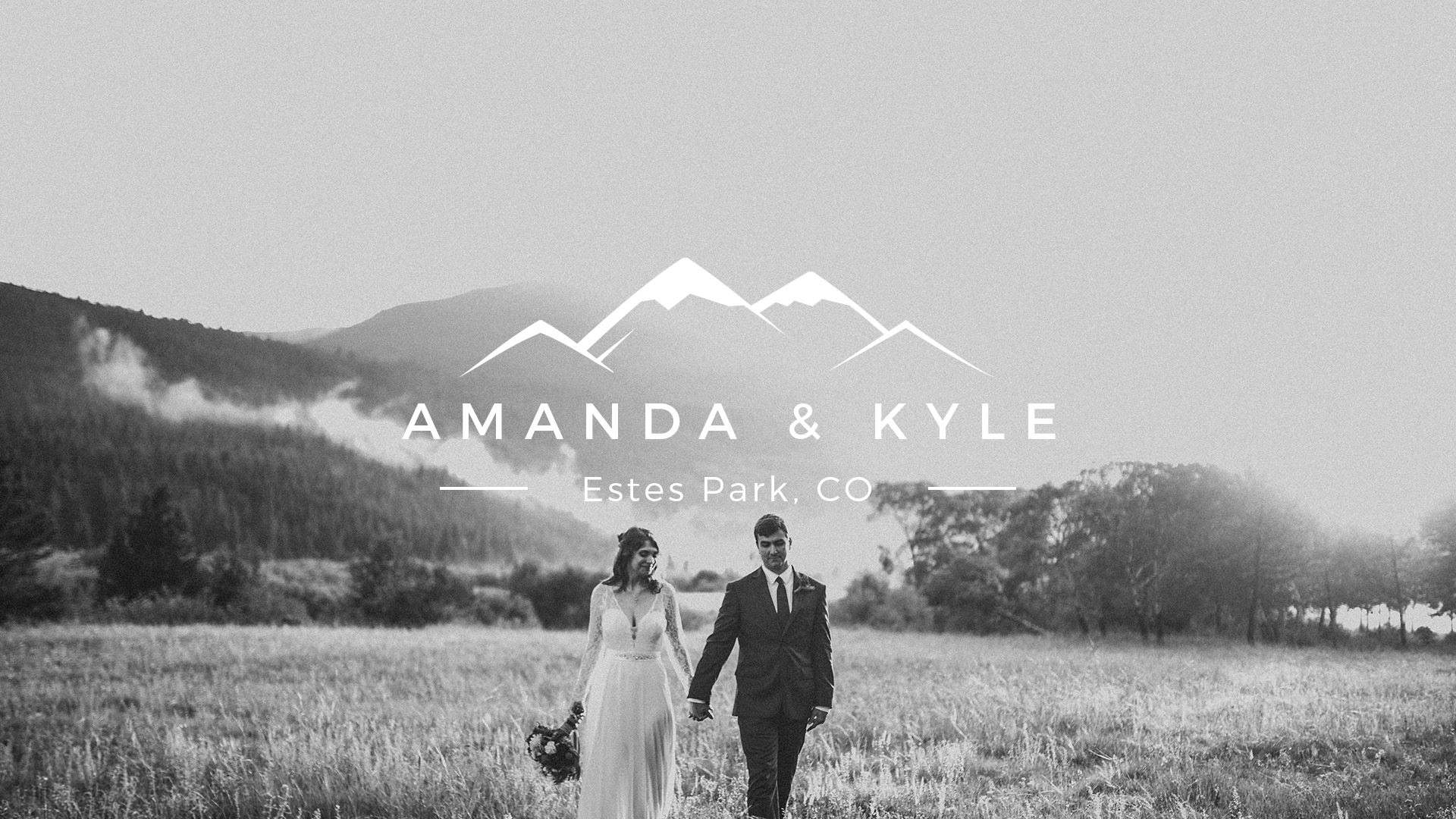 Amanda + Kyle | Estes Park, Colorado | Rocky Mountain National Park