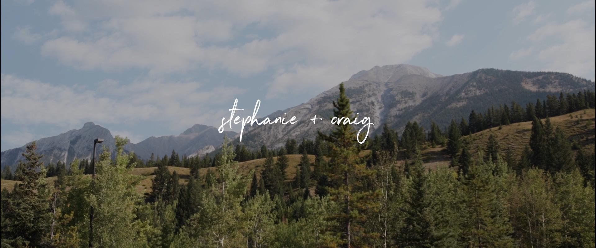 Stephanie + Craig | Canmore, Canada | silvertip resort