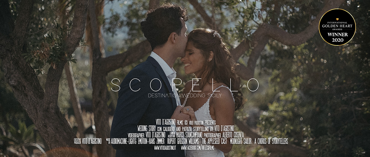 Calogero + Patrizia | Scopello, Trapani, Italy | Torre di Scopello