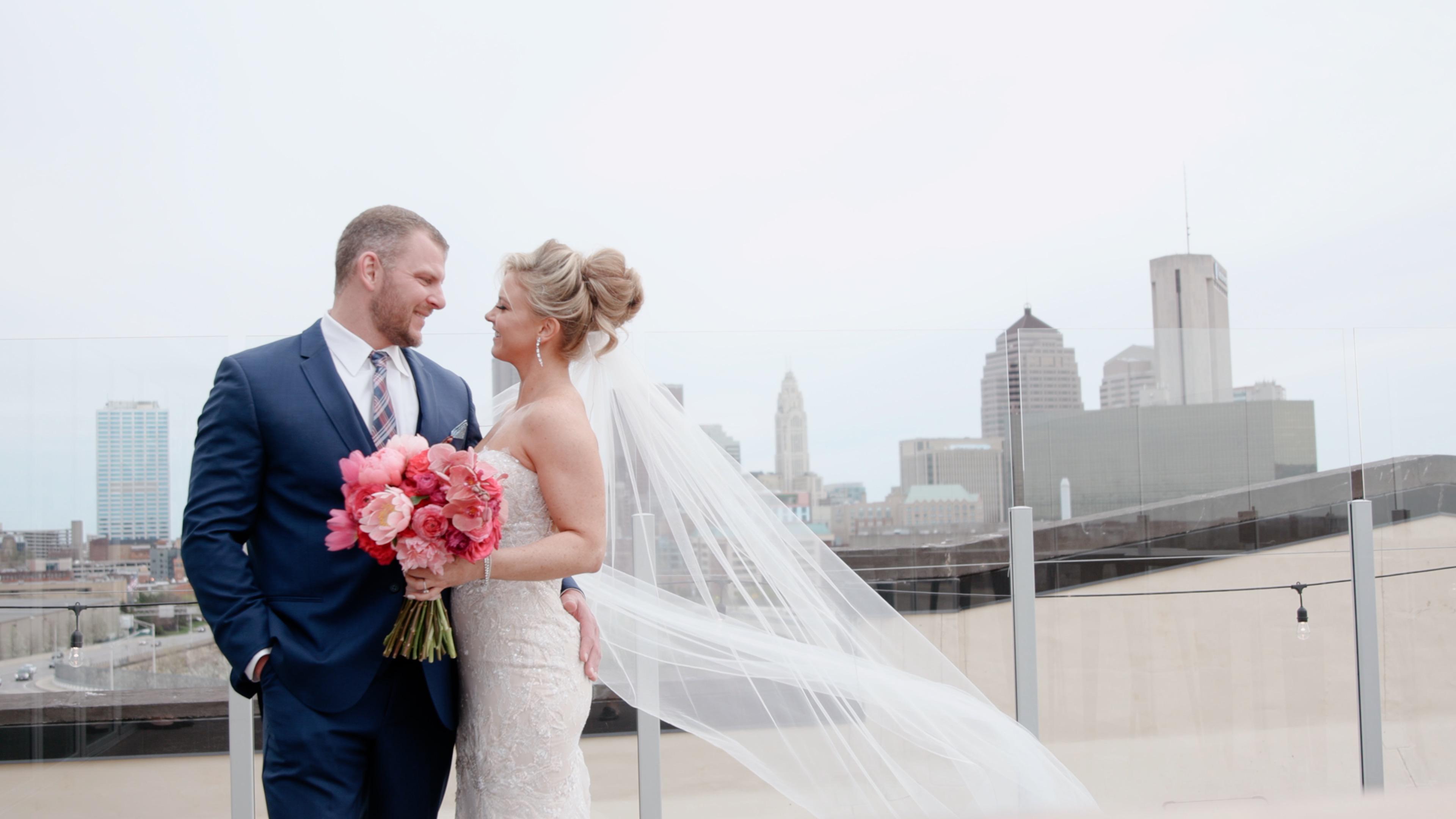 Ryan + Jessica | Columbus, Ohio | Juniper