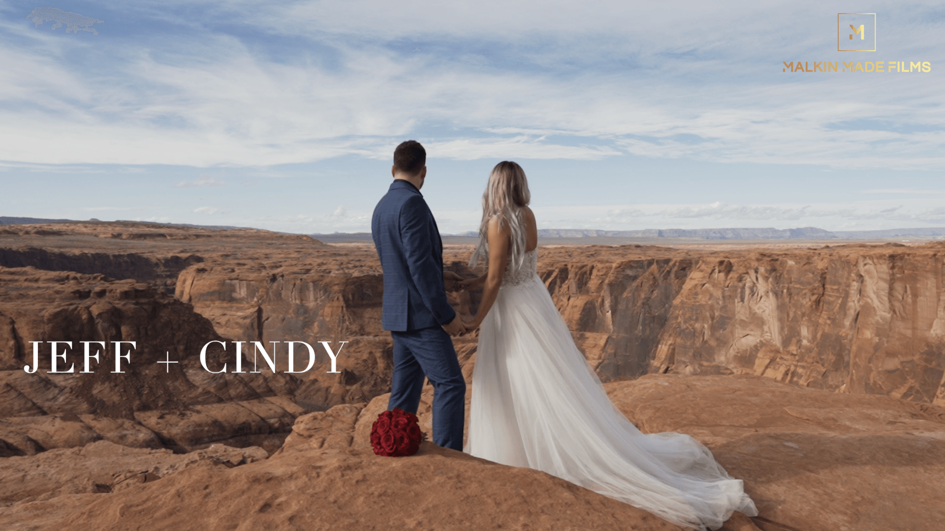 Jeff + Cindy | Page, Arizona | Horseshoe Bend