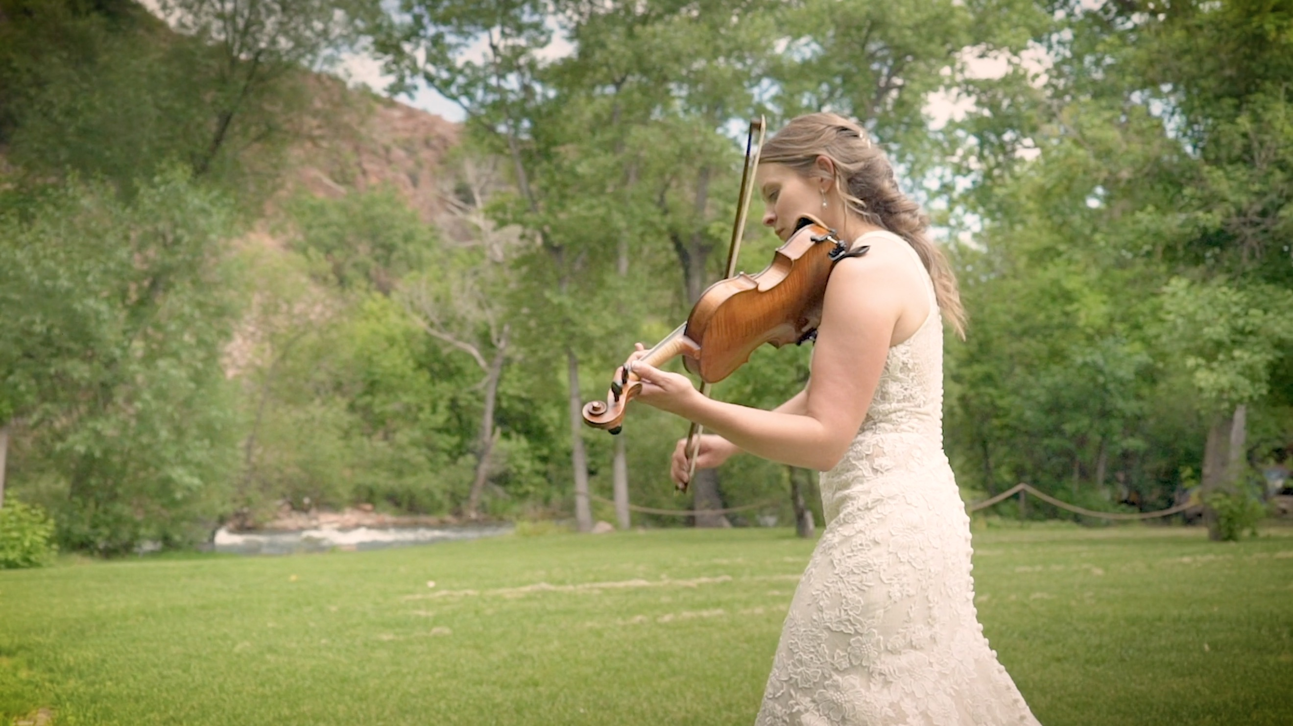 Rebekka + Martin | Lyons, Colorado | Planet Bluegrass