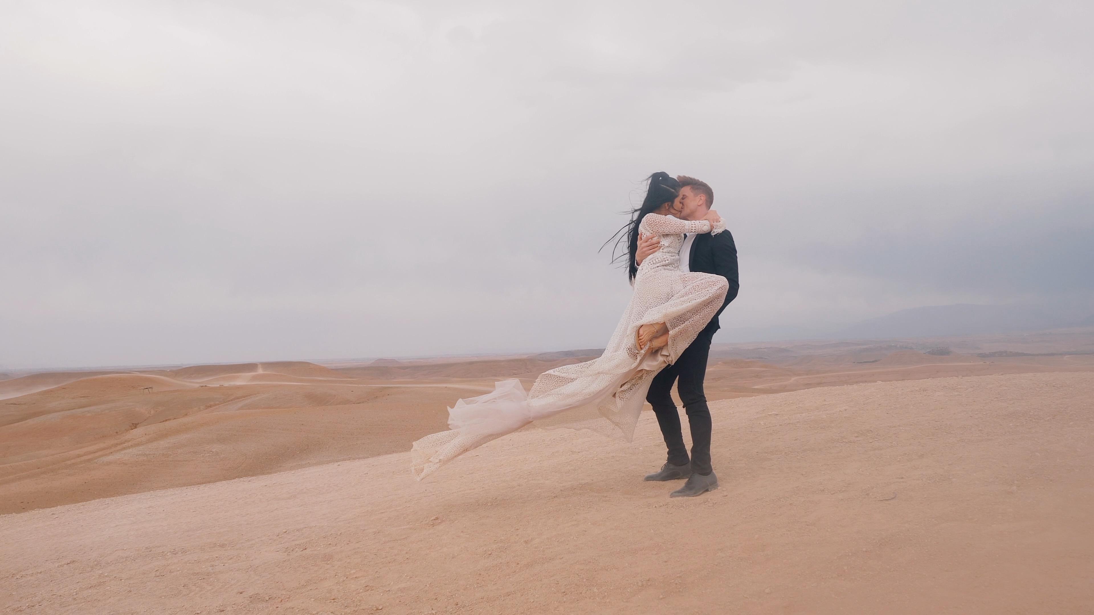 Alexandra  + JB | Marrakesh, Morocco | palais namaskar