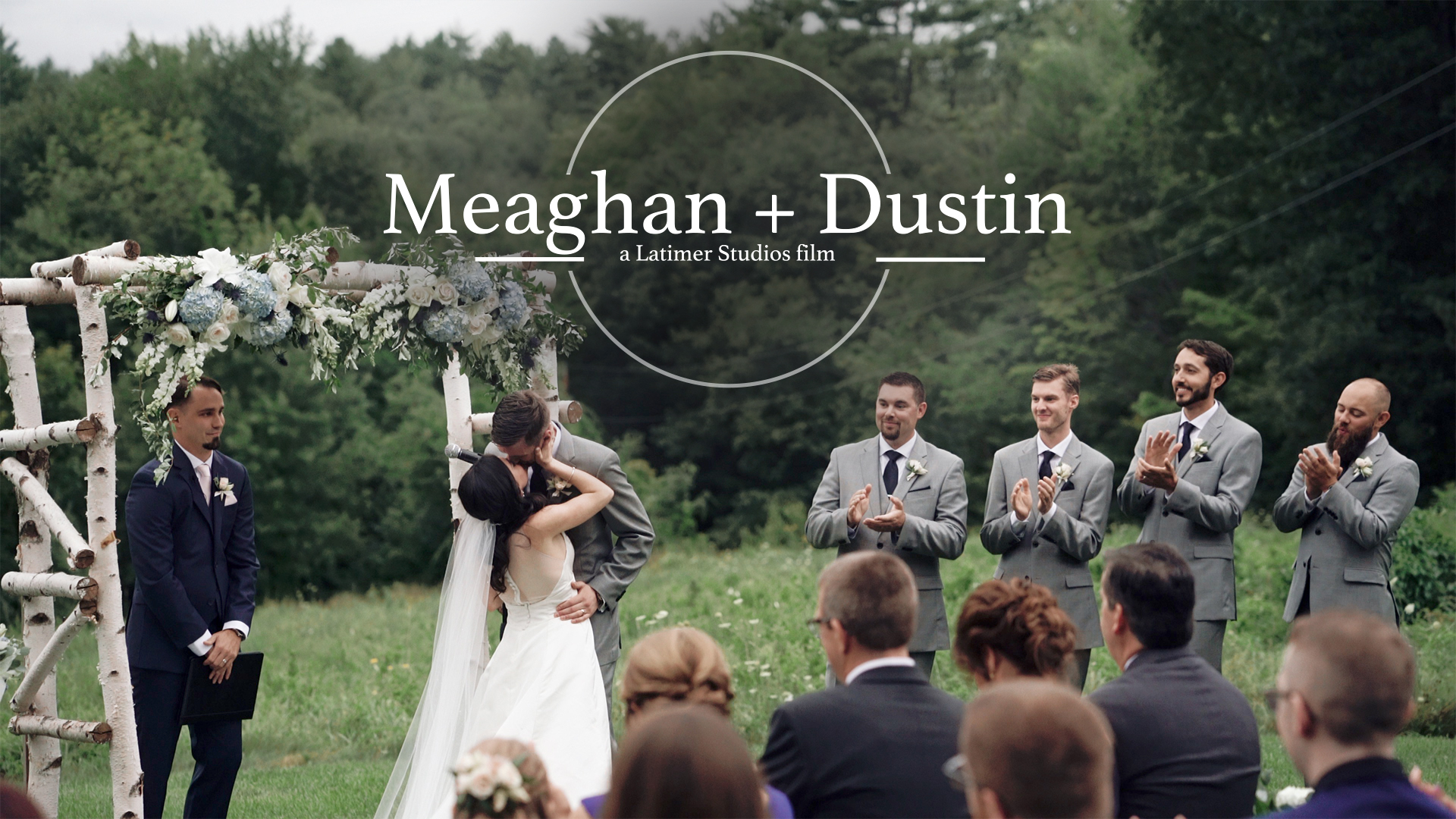 Meaghan + Dustin | Sanbornton, New Hampshire | Longlook Farm Lodge