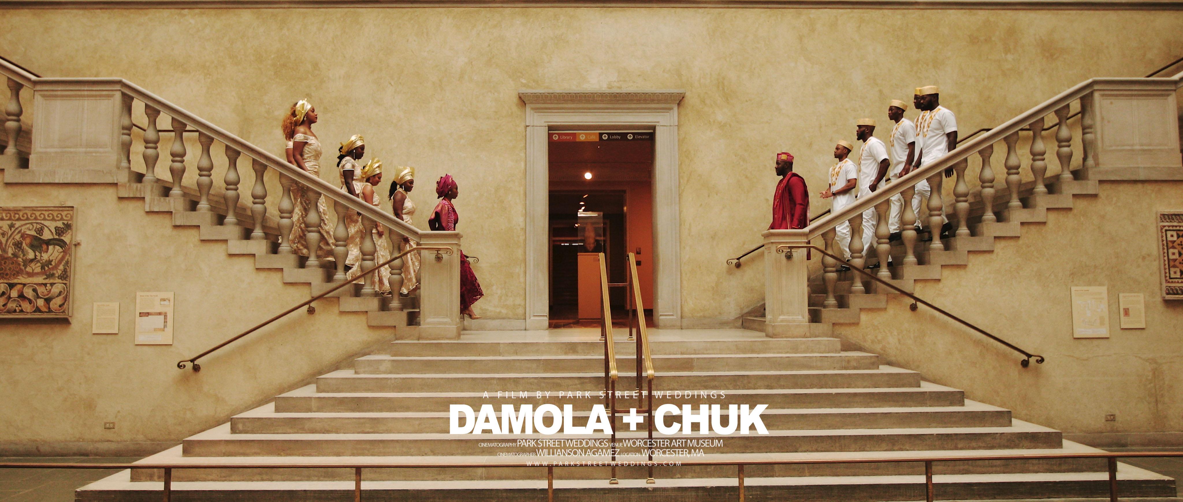 Damola + Chuk | Worcester, Massachusetts | Worcester Art Museum