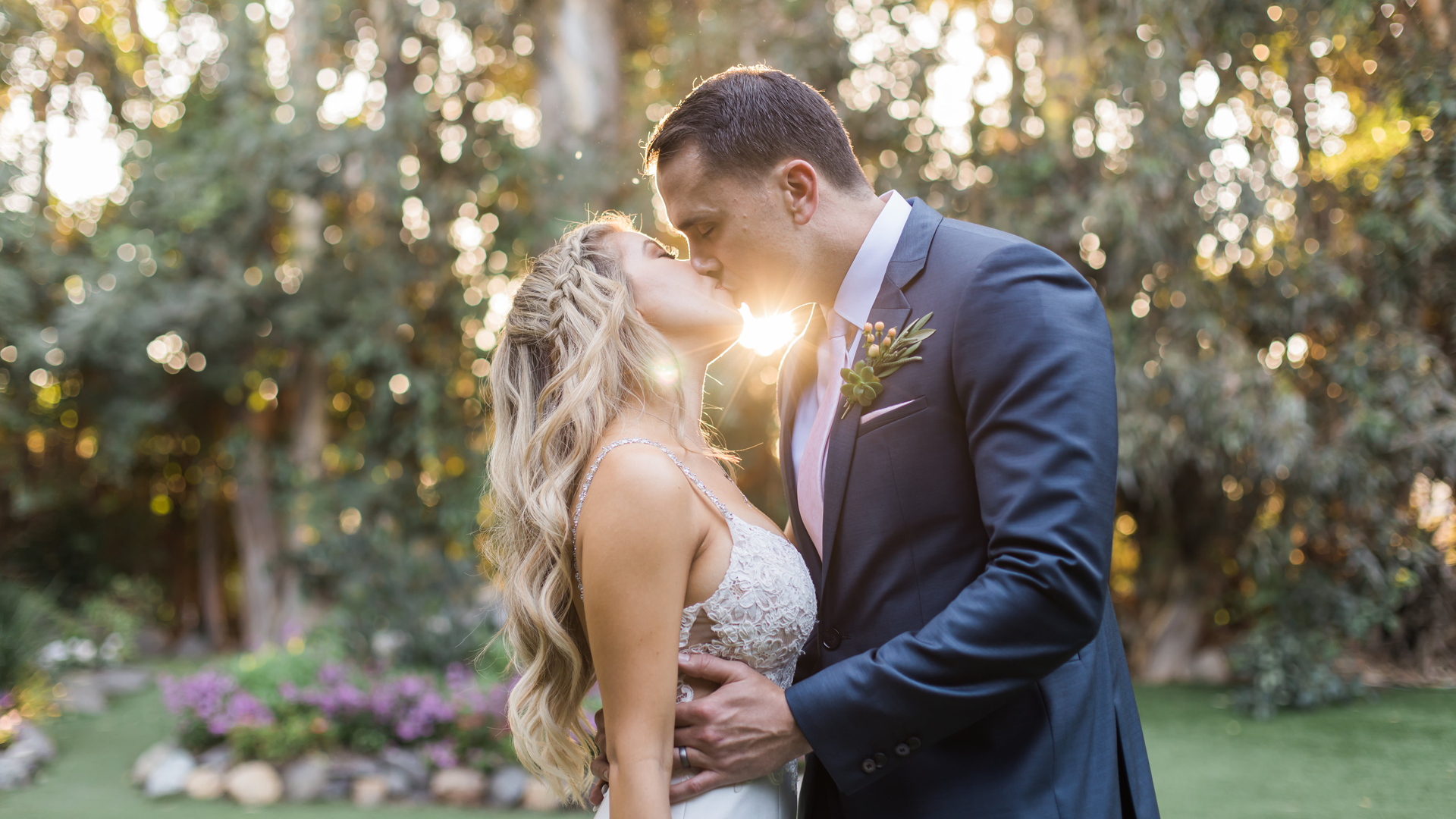 Elizabeth + Kevin | San Marcos, California | Twin Oaks House and Gardens