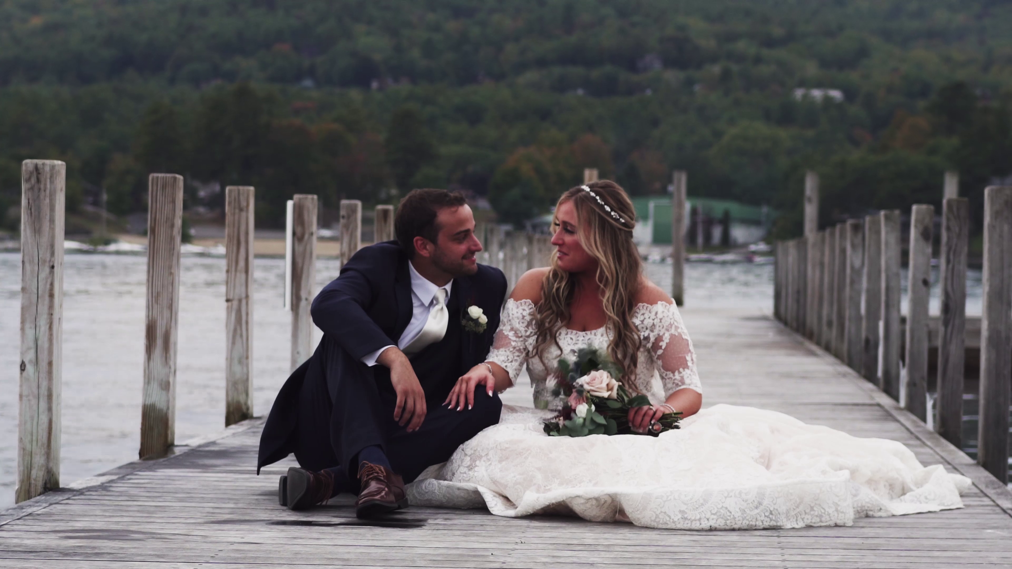 Sarah + Evan | Lake George, New York | The Sagamore Resort