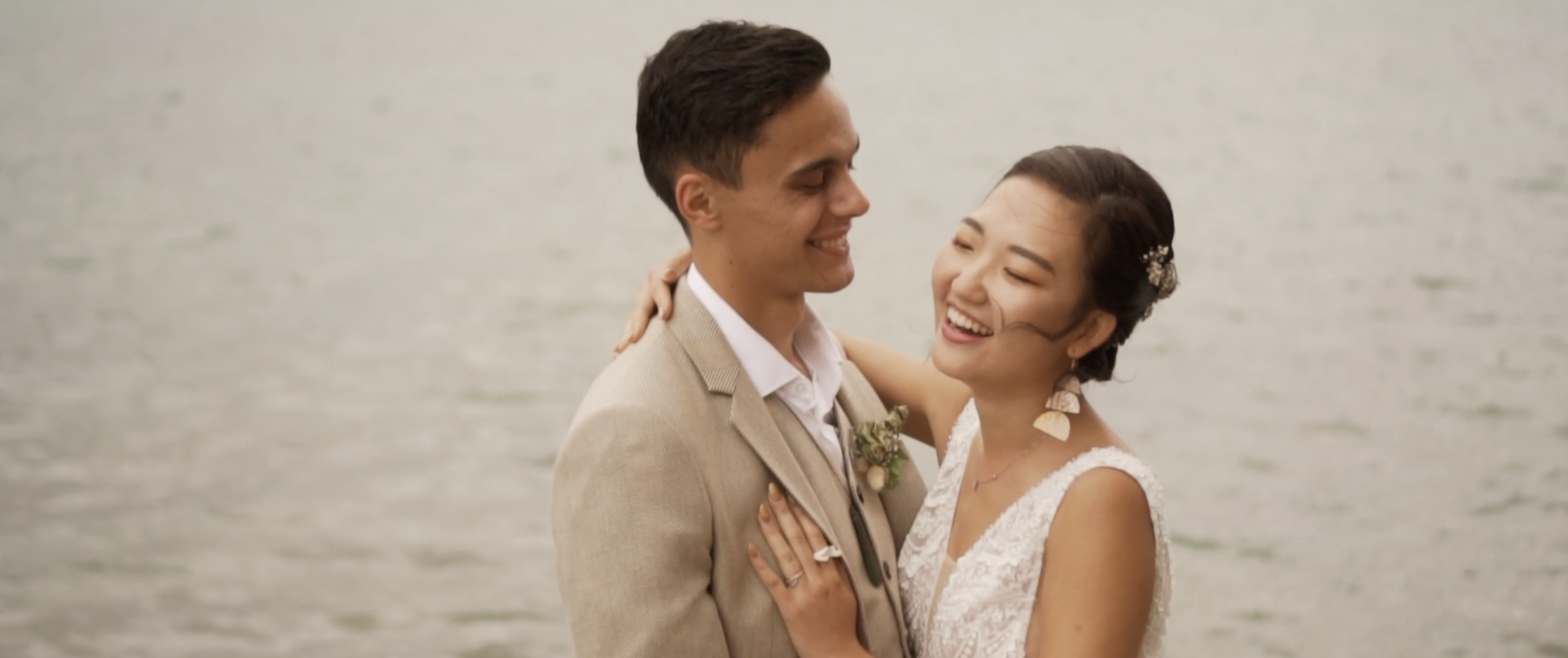 Cindy + George | Auckland, New Zealand | Outram Hall