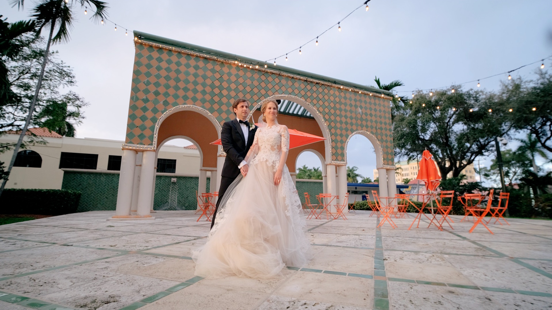 Katharine + Brian | Boca Raton, Florida | Royal Palm Yacht Club
