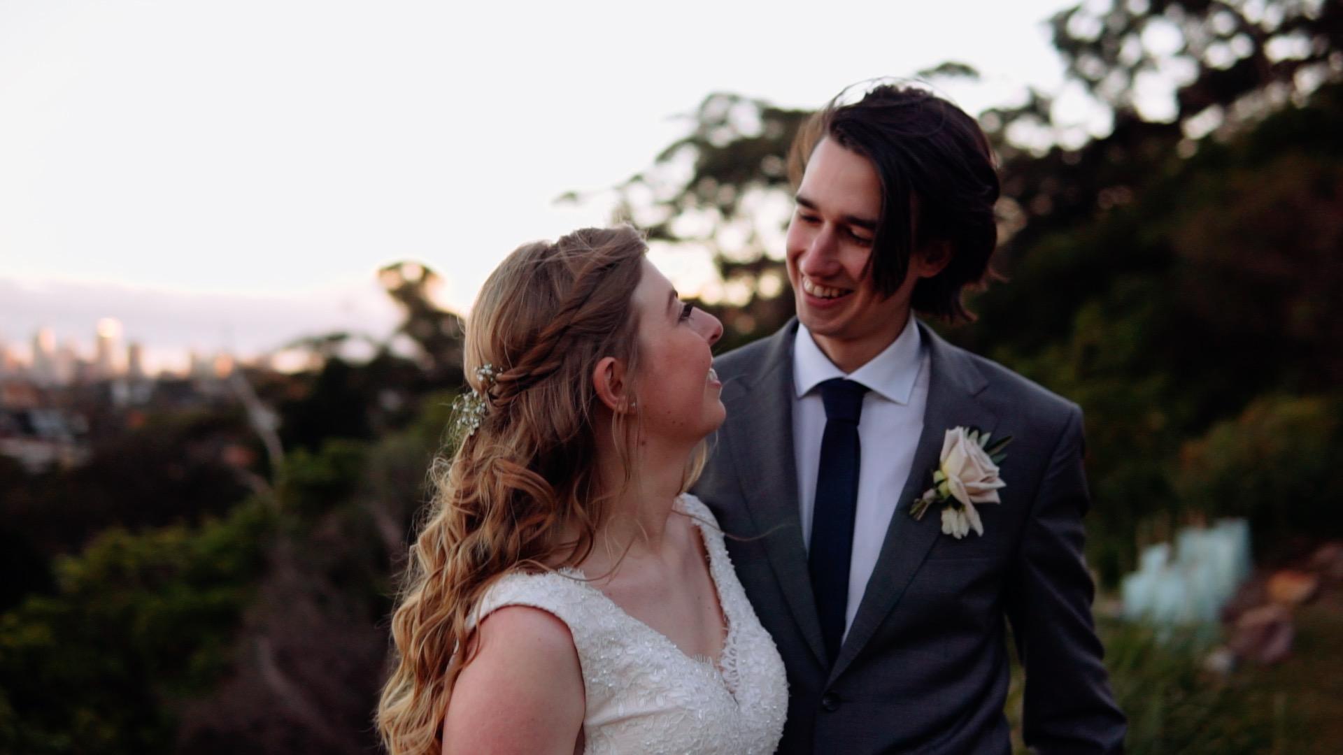 Greta + Michael | Sydney, Australia | Gunners Barracks