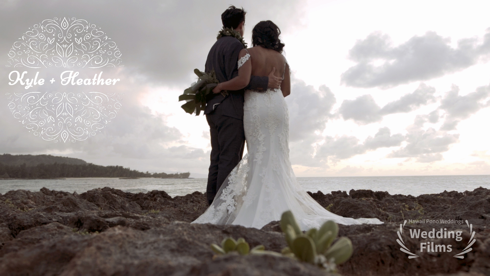 Heather + Kyle | Hauula, Hawaii | Turtle Bay Resort