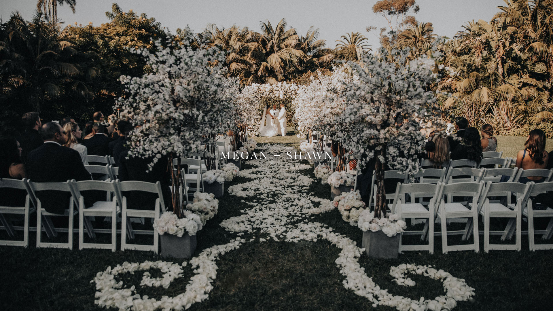 Megan + Shawn | Santa Barbara, California | Four Seasons Biltmore Santa Barbara