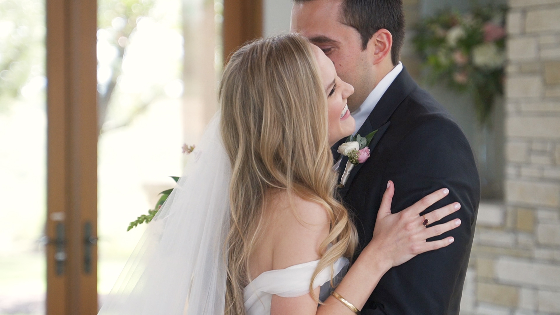Brittany + Lewis | Dripping Springs, Texas | Canyonwood Ridge
