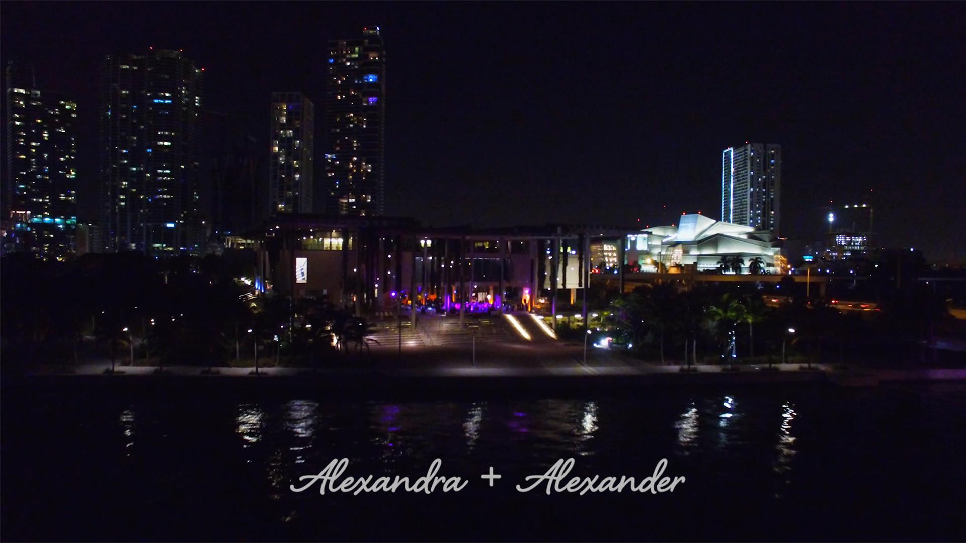 Alexandra + Alexander | Miami, Florida | Perez Art Museum Miami