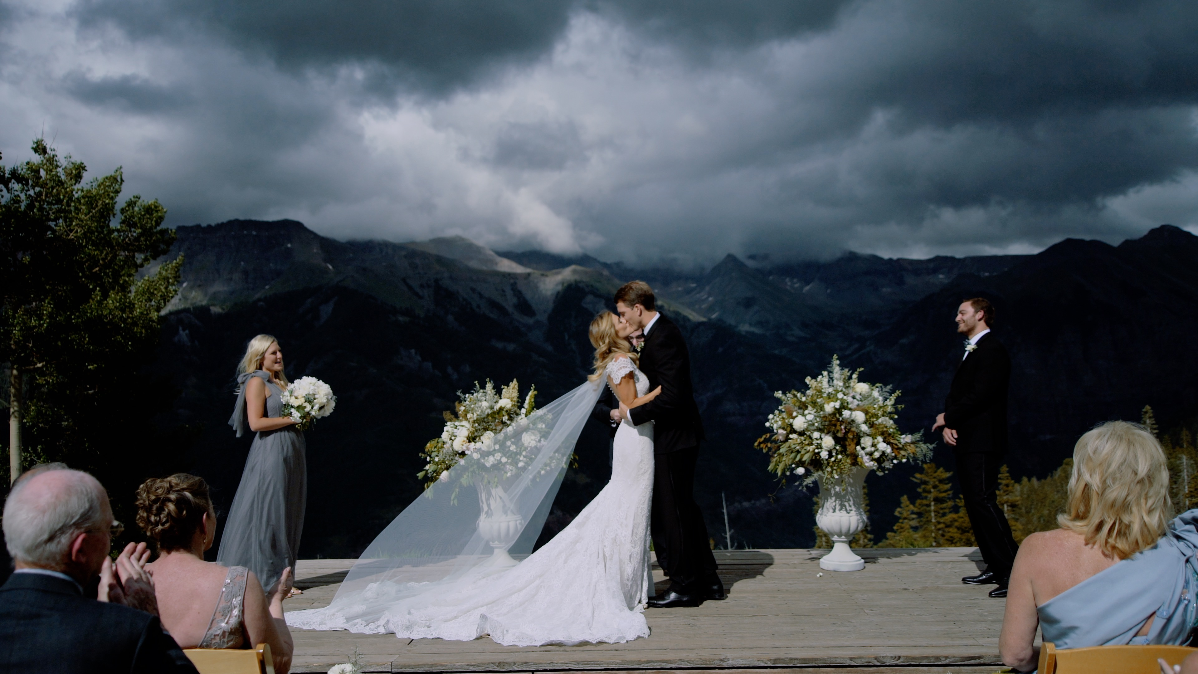Alissa + Shelton | Telluride, Colorado | Peaks Resort