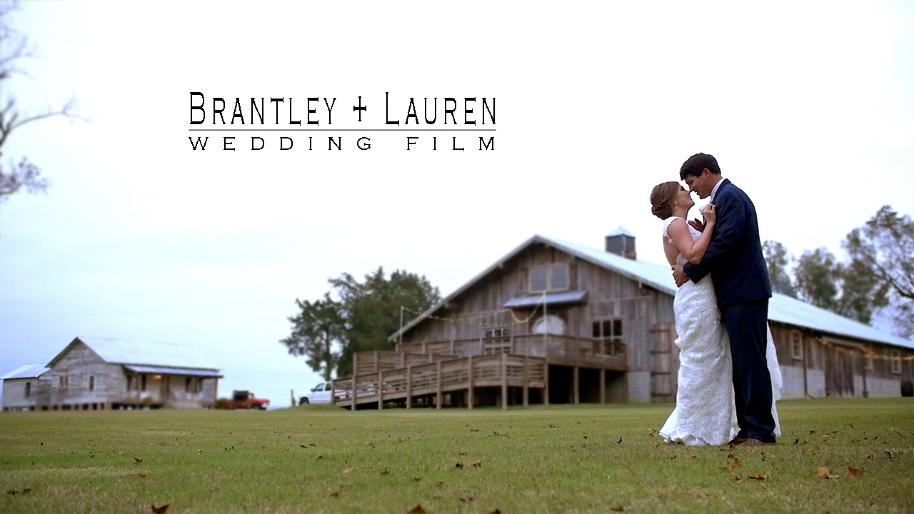 Brantley + Lauren | Farmville, North Carolina | May-Lew Farm
