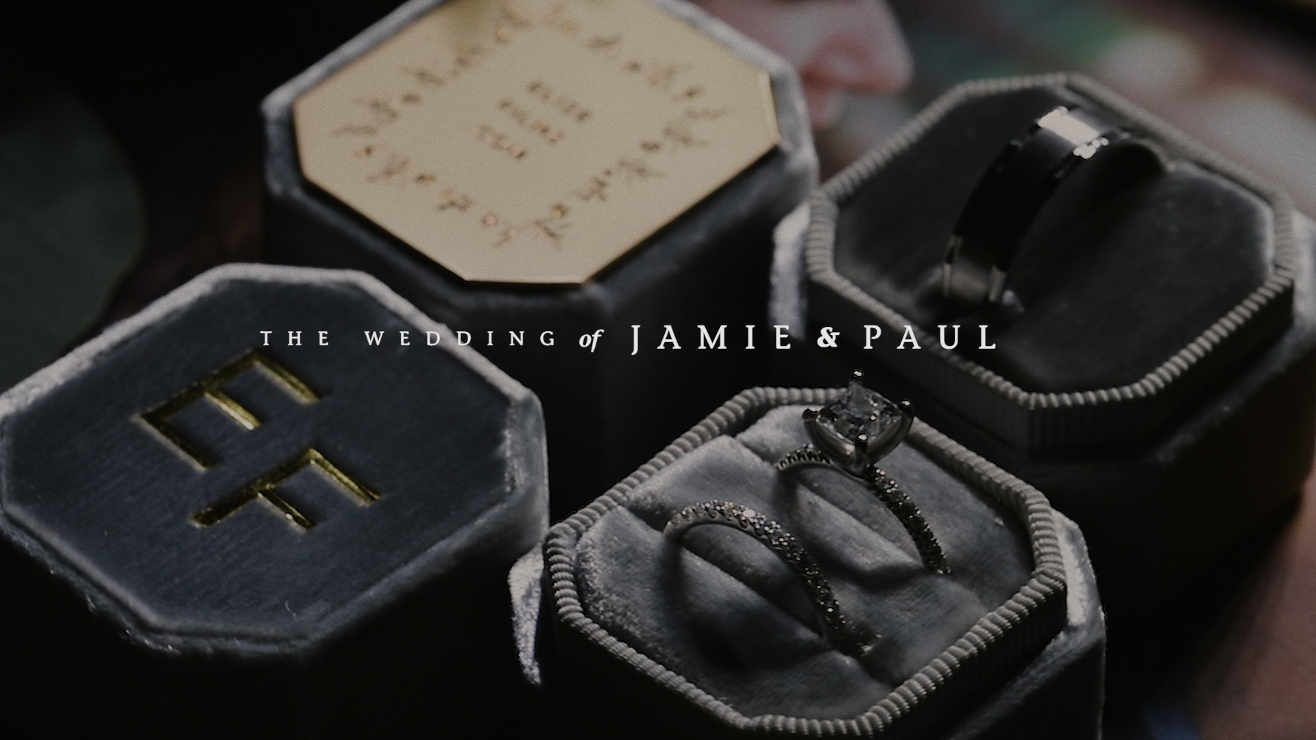 Jamie + Paul | San Diego, California | Crystal Palace Banquet Hall