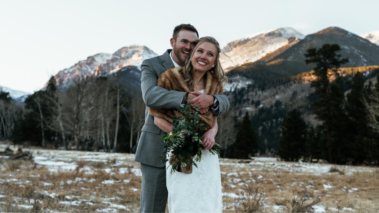 Laura + Ben   Estes Park, Colorado   Rocky Mountain National Park