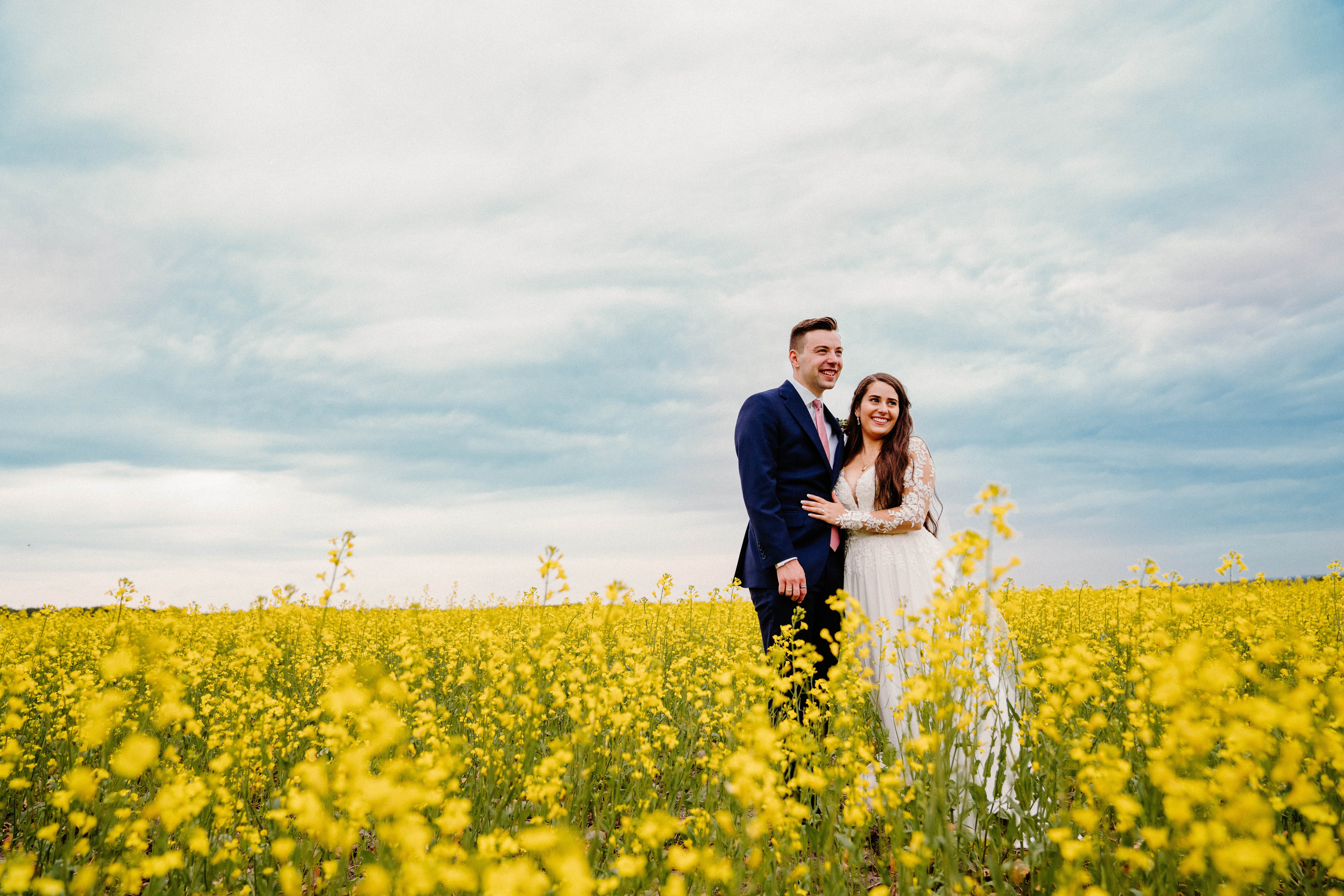 Gabrielle + Parker | Calgary, Canada | Hillrise Ranch