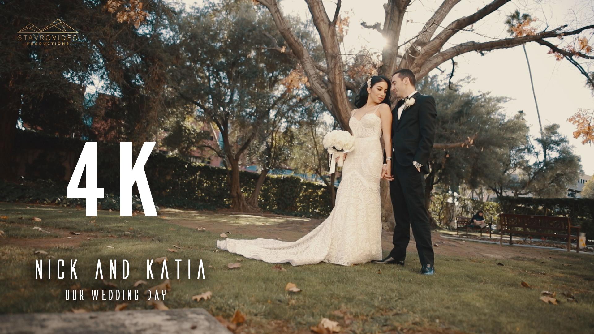 Nick  + Katia | Glendale, California | Renaissance venue