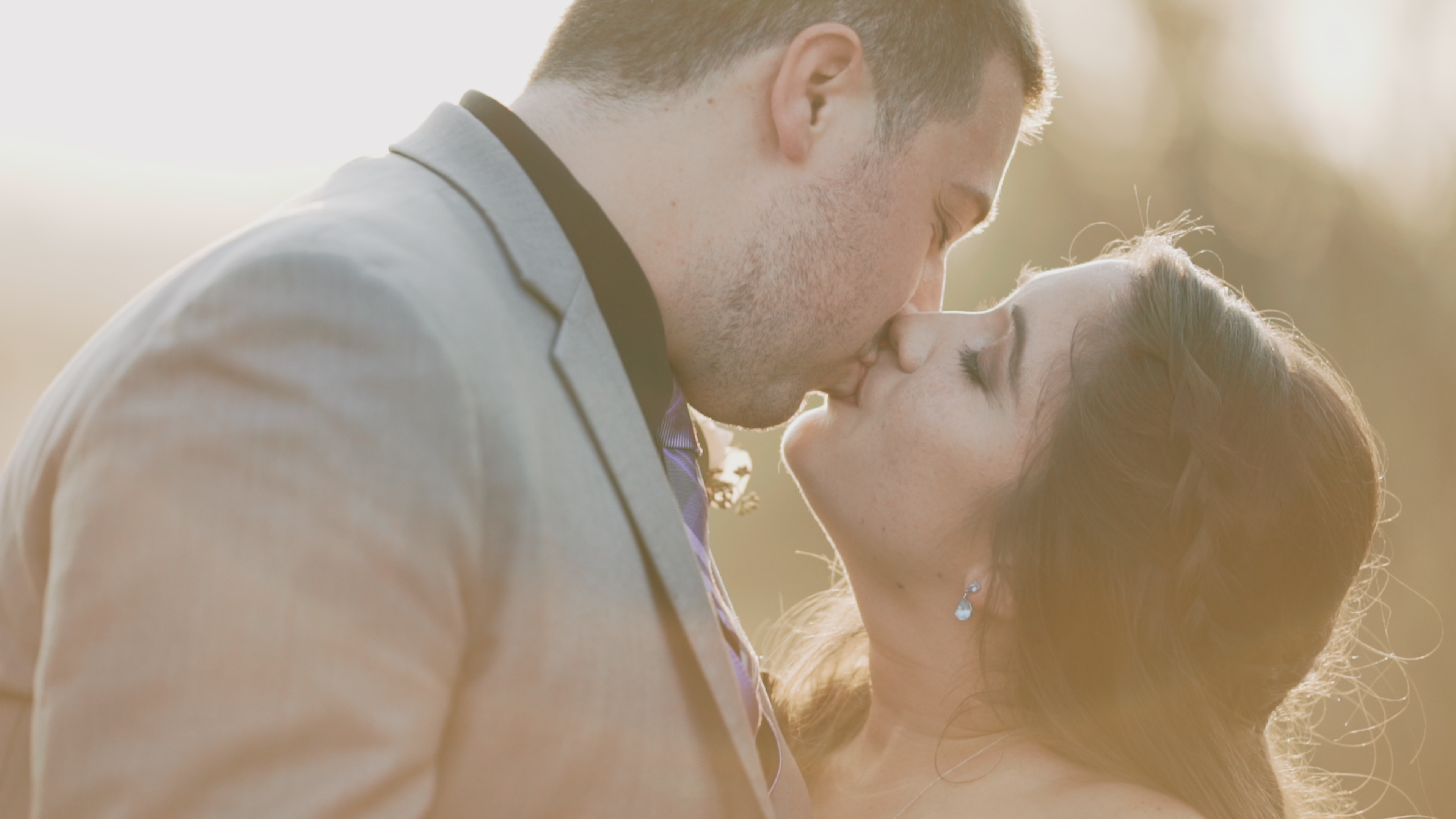 Kea + AJ | Livermore, California | The Purple Orchid