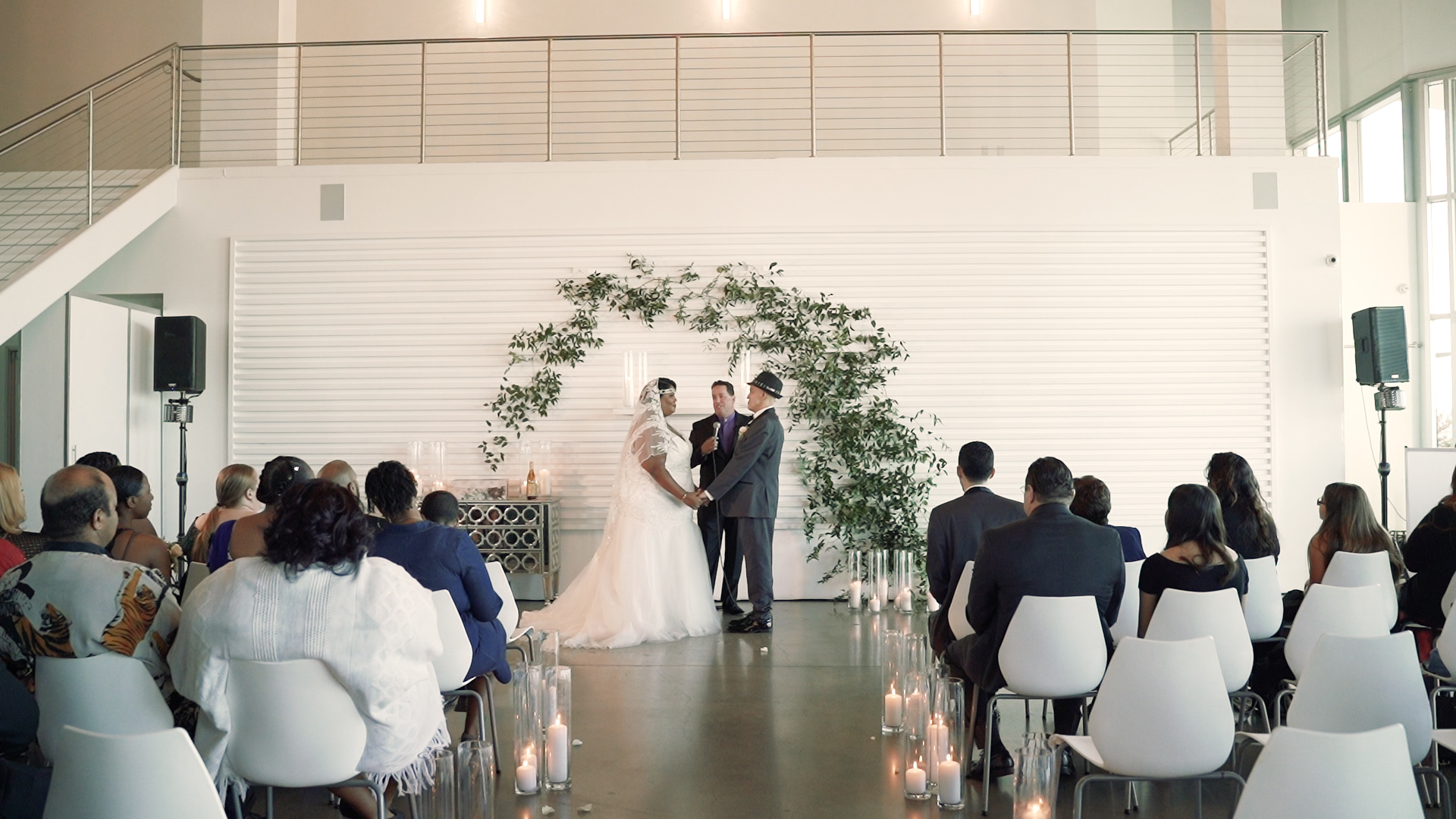 Kiletta + Gilbert | Long Beach, California | The Modern