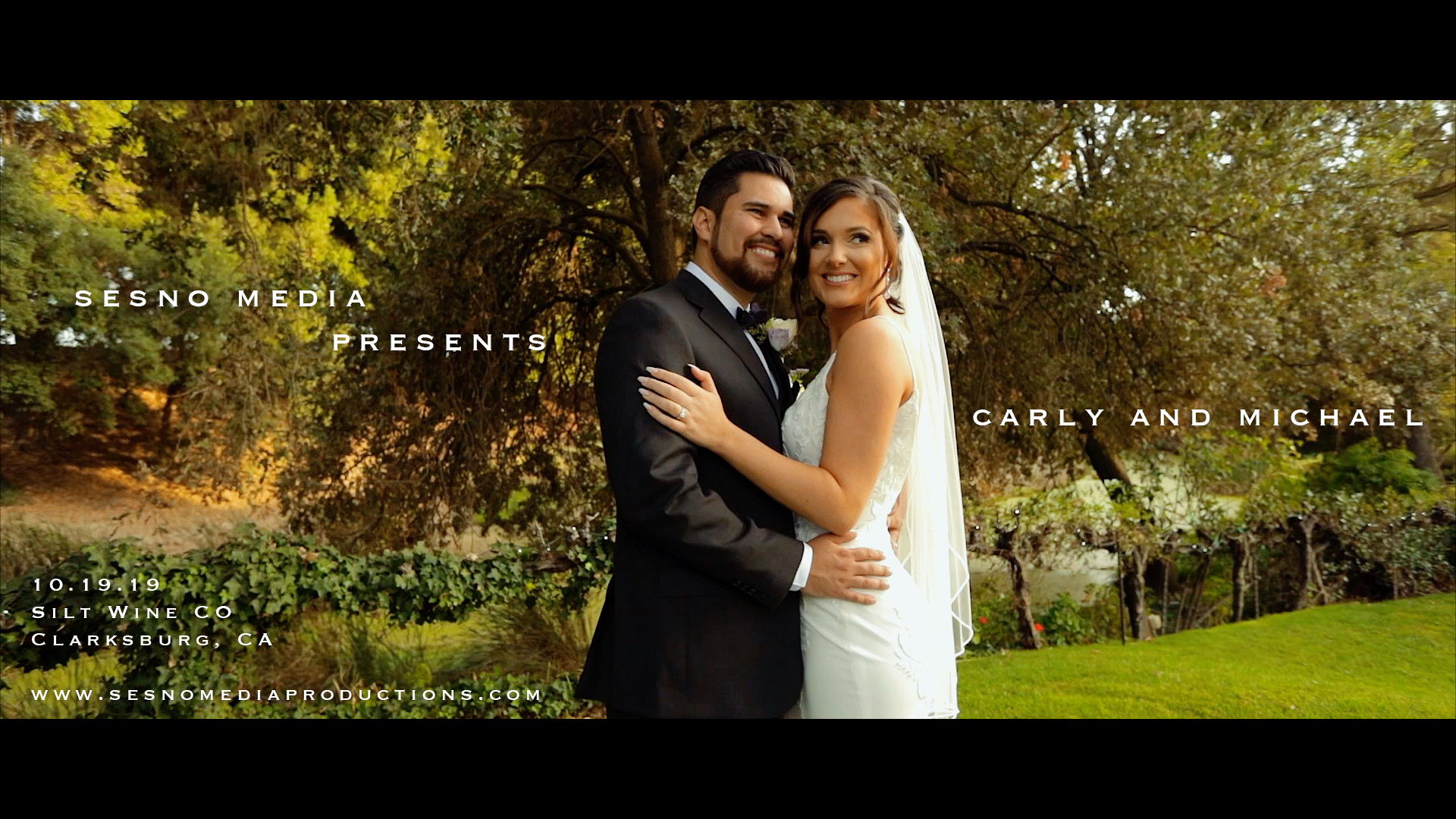 Carly + Michael | Clarksburg, California | Silt Wine Company