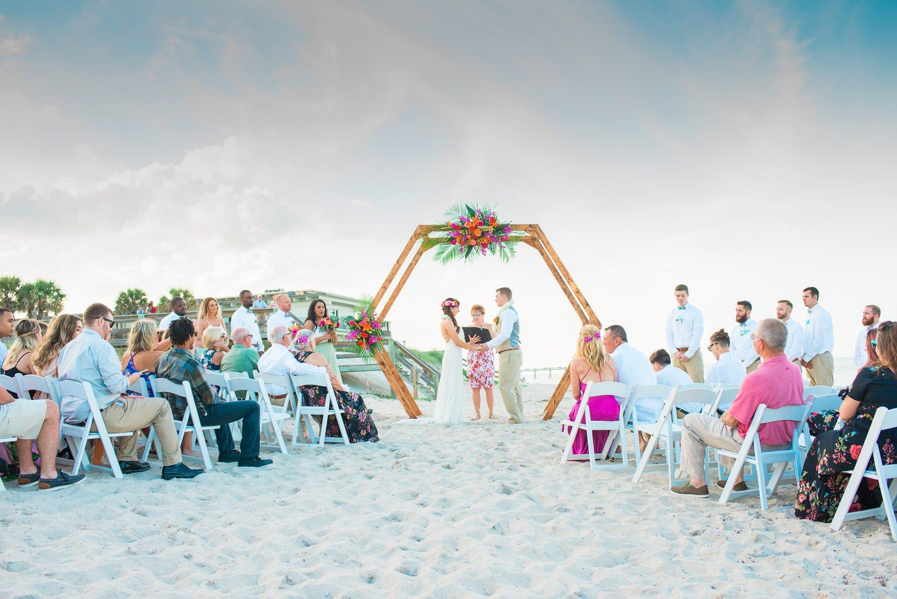 Cassie + Jerad | Vero Beach, Florida | Bethel Creek House