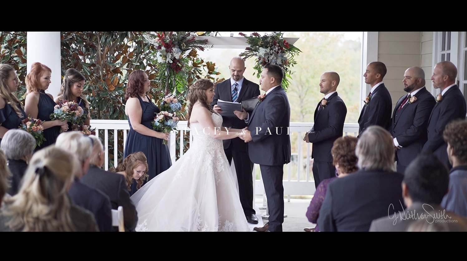 Stacey + Paul | Woodbridge, Virginia | Old Hickory Golf Club