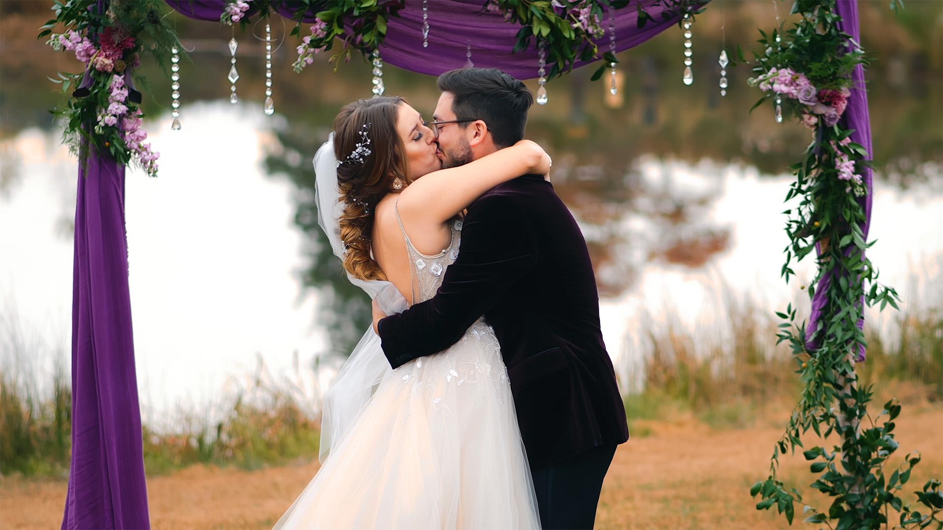 Allie + Andrew | Reva, Virginia | Walden Hall