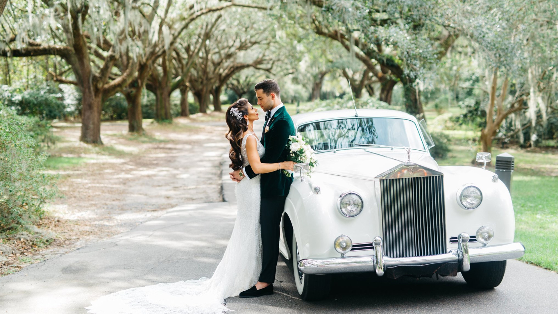 Jennifer + Griffin | Charleston, South Carolina | The William Aiken House