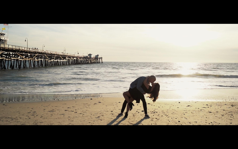 Tommy + Leah | San Diego, California | admiral kidd Club Skyroo,