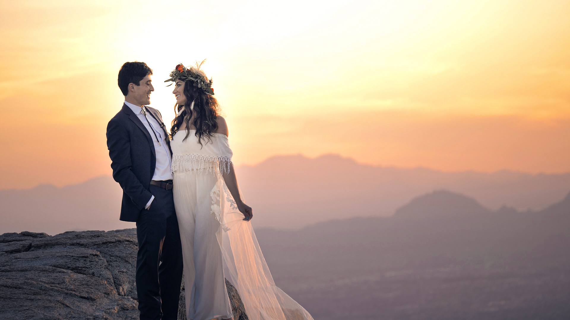 Chloe + Morgan | Tucson, Arizona | Mt. Lemmon