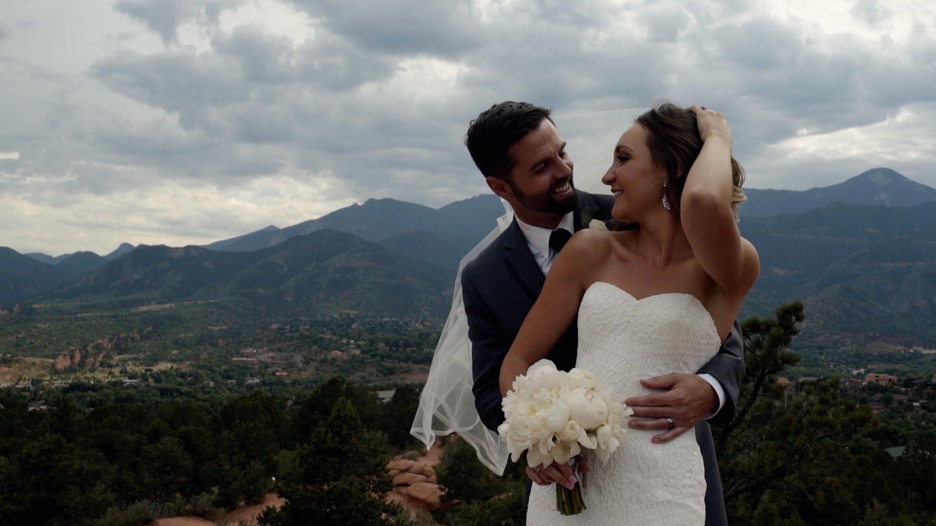 Brittany + Jeff | Manitou Springs, Colorado | Briarhurst Manor Estate