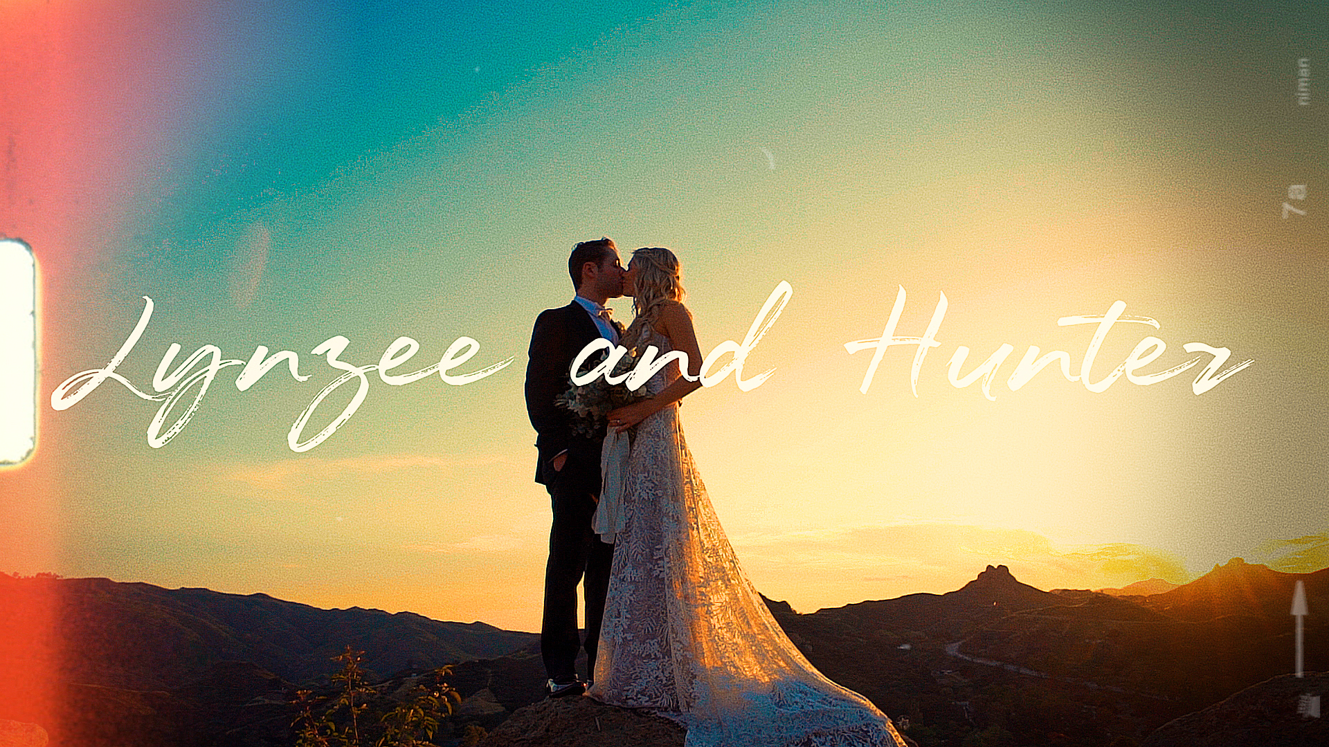 Lynzee + Hunter | Malibu, California | Cielo Farms