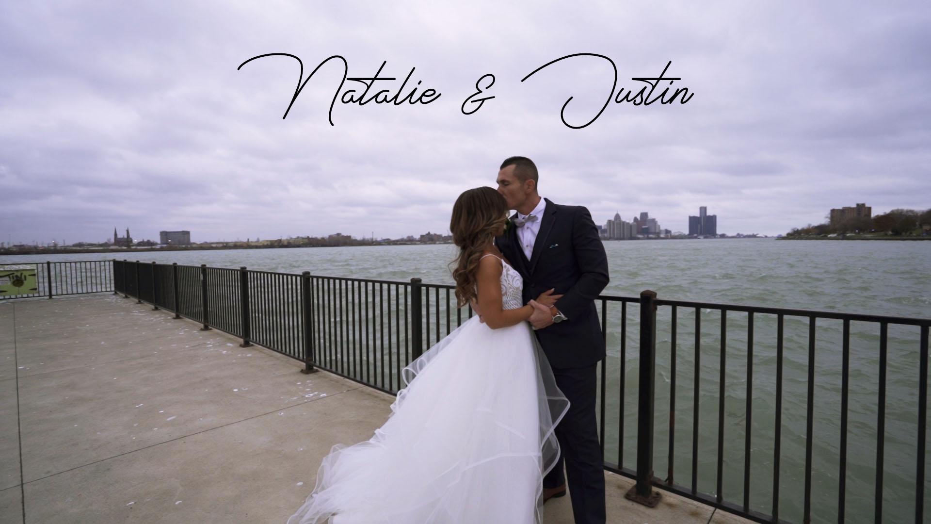 Natalie + Justin   Windsor, Canada   Ambassador Golf Club