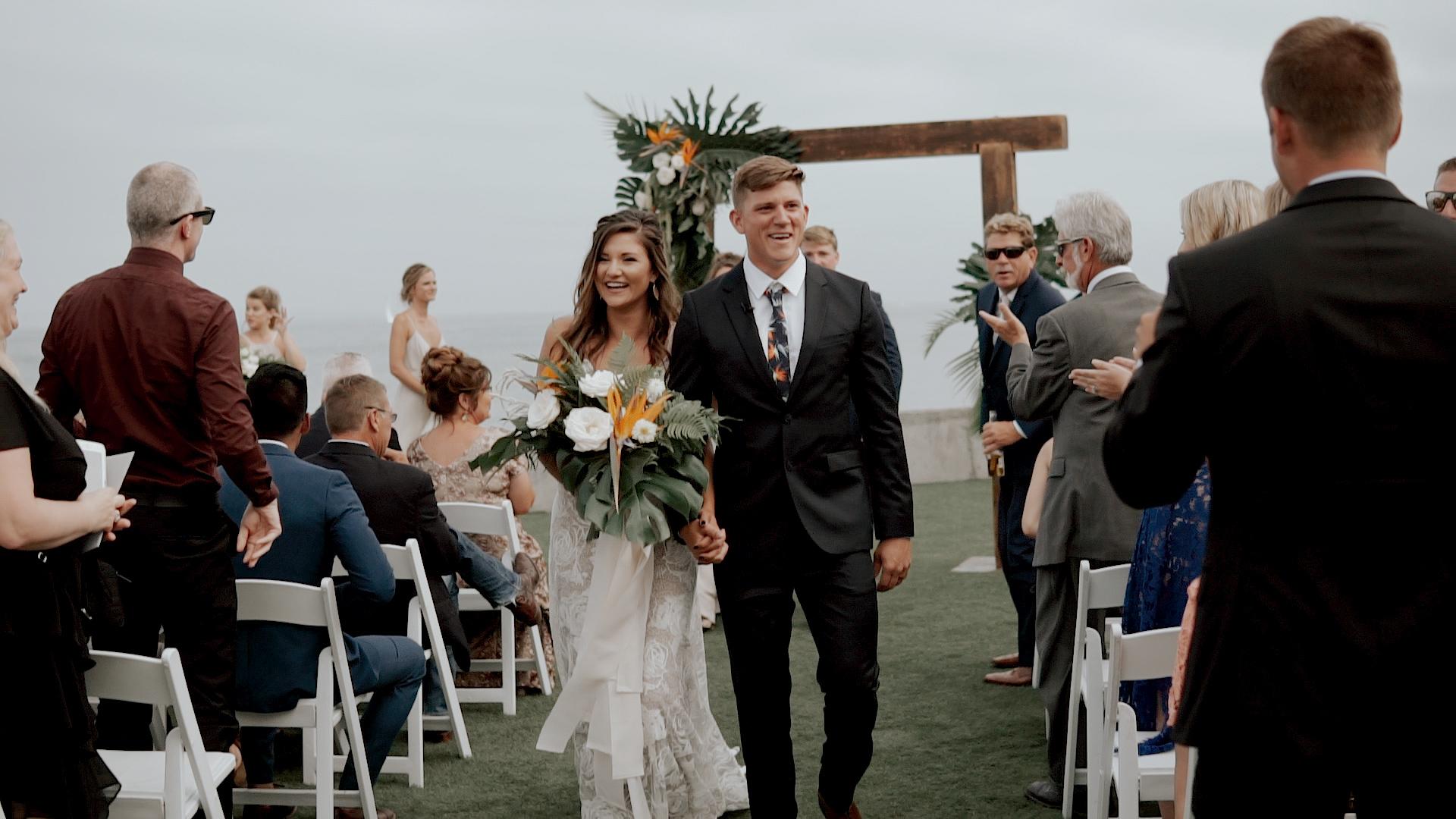Brianna + Tyler | San Diego, California | Oceanview Room