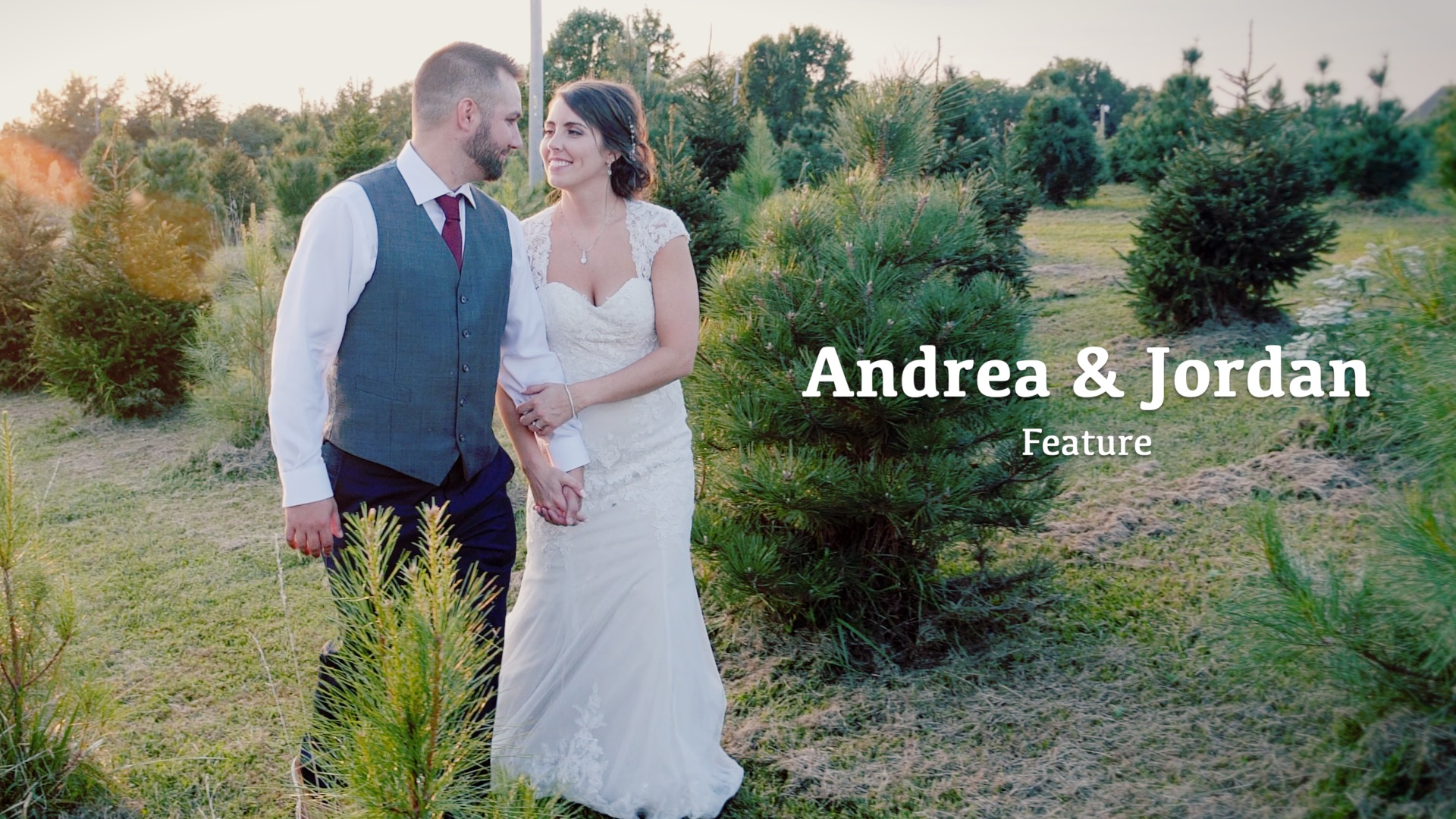 Andrea + Jordan | Independence, Missouri | White Pine Lodge