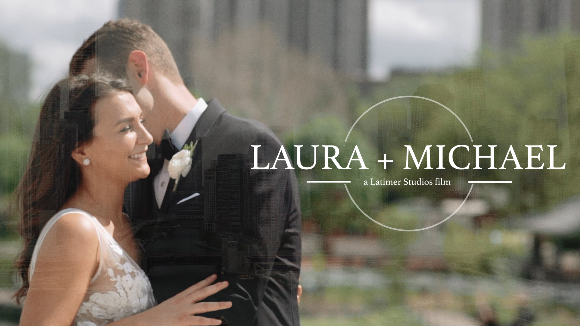 Laura + Michael | Chicago, Illinois | The Ivy Room