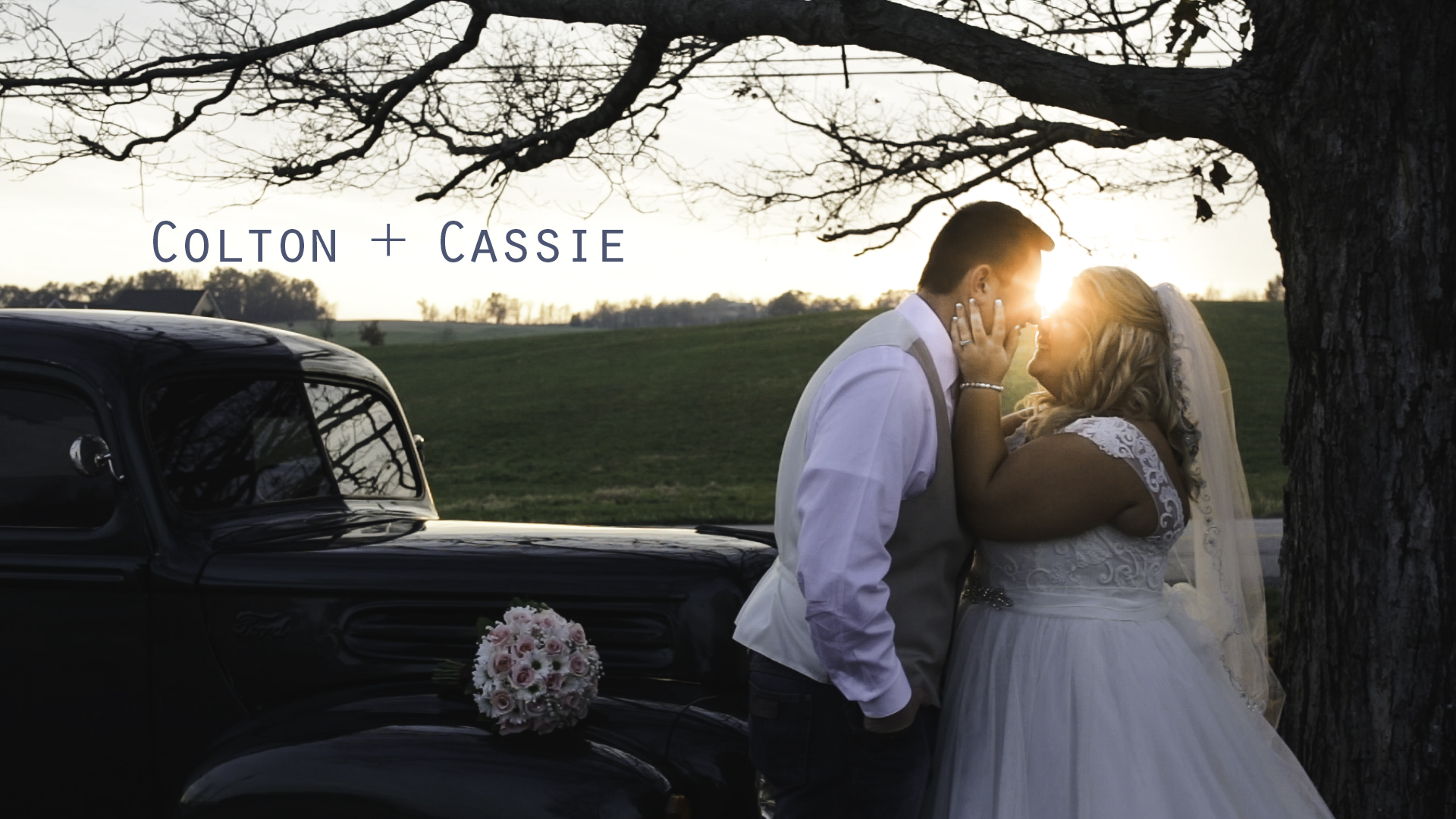 Colton + Cassie | Guston, Kentucky | Bruner's Farm & Winery