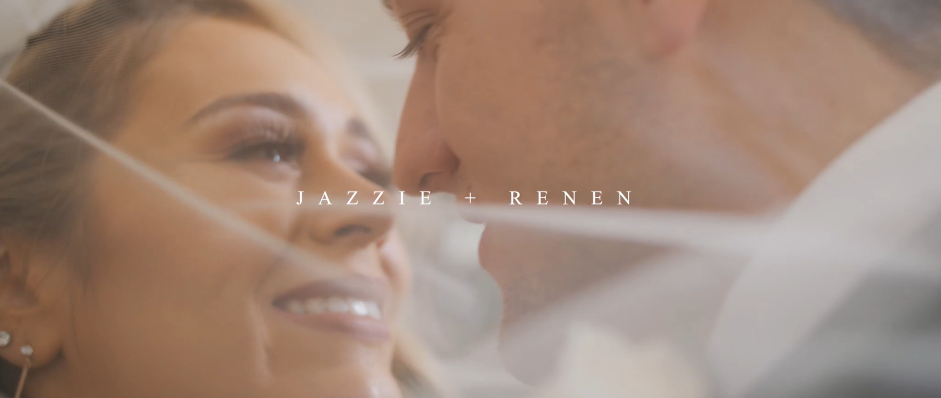 Jazzie + Renen | Garden Grove, California | Garden Room Wedding Chapel
