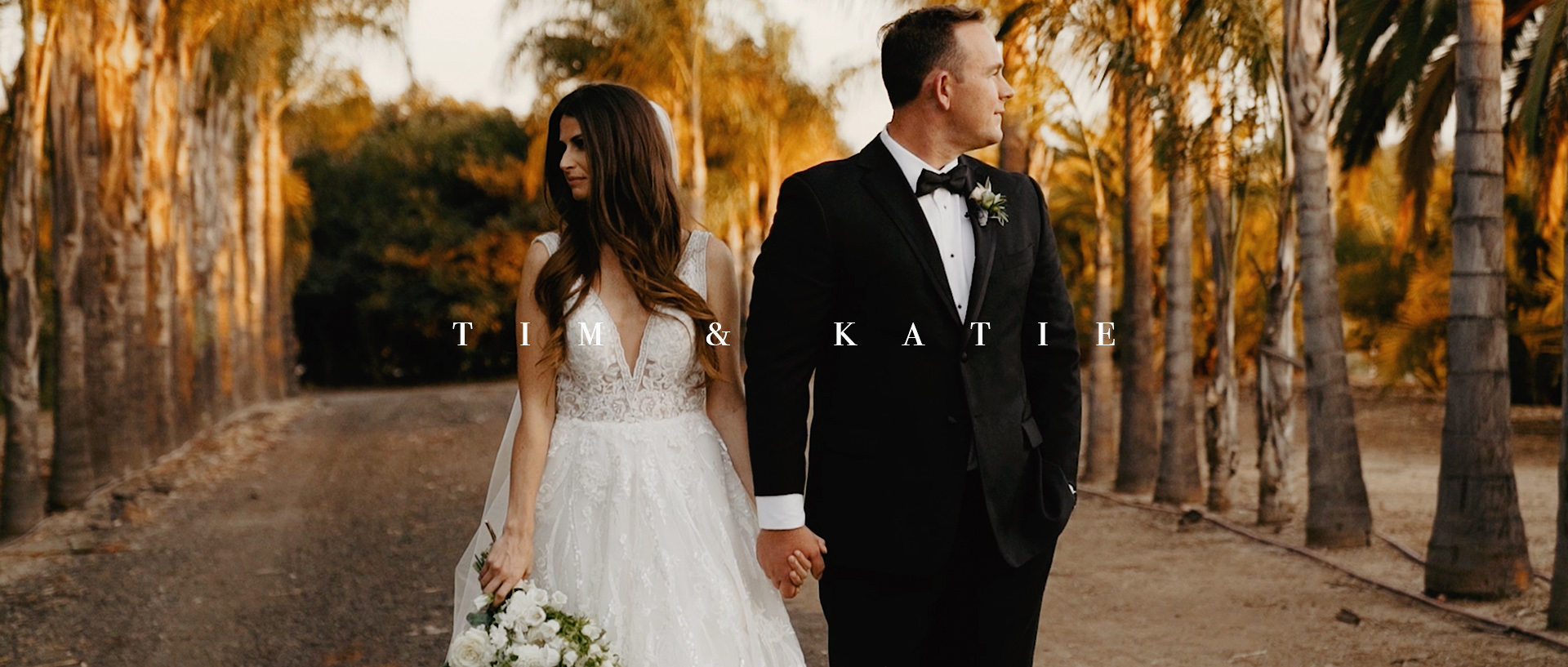 Tim + Katie | Oceanside, California | Paradise Falls
