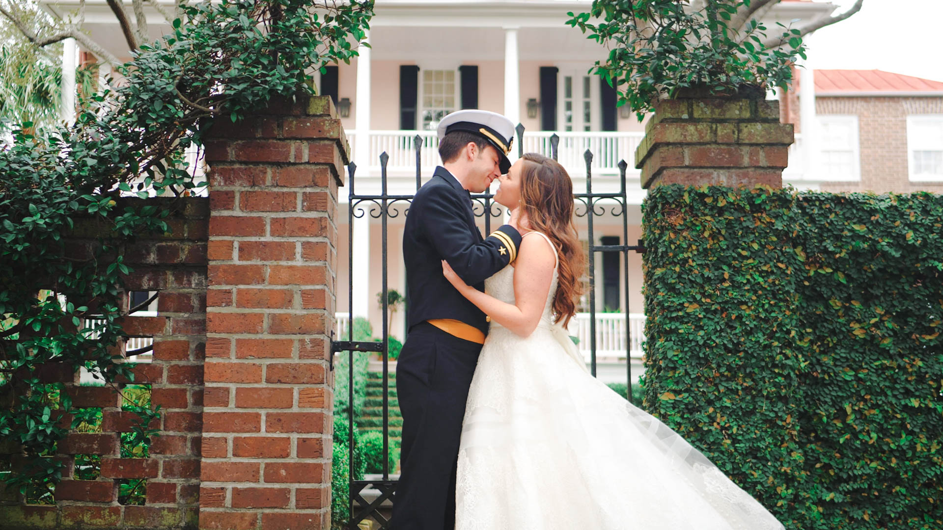 Emily + Cole | Charleston, South Carolina | Gadsden House