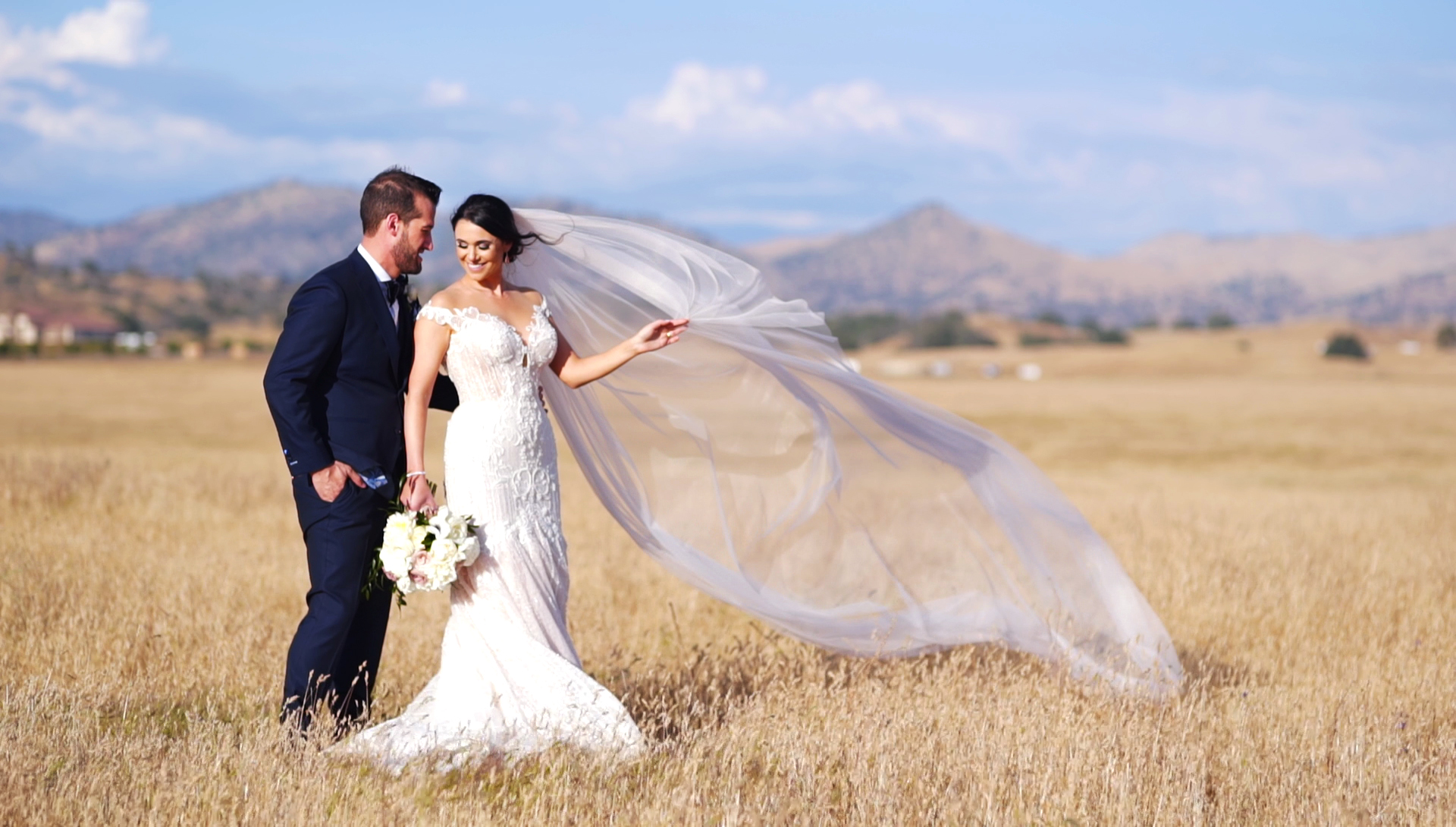 Gabriella  + Paul | Fresno, California | A Family Farm