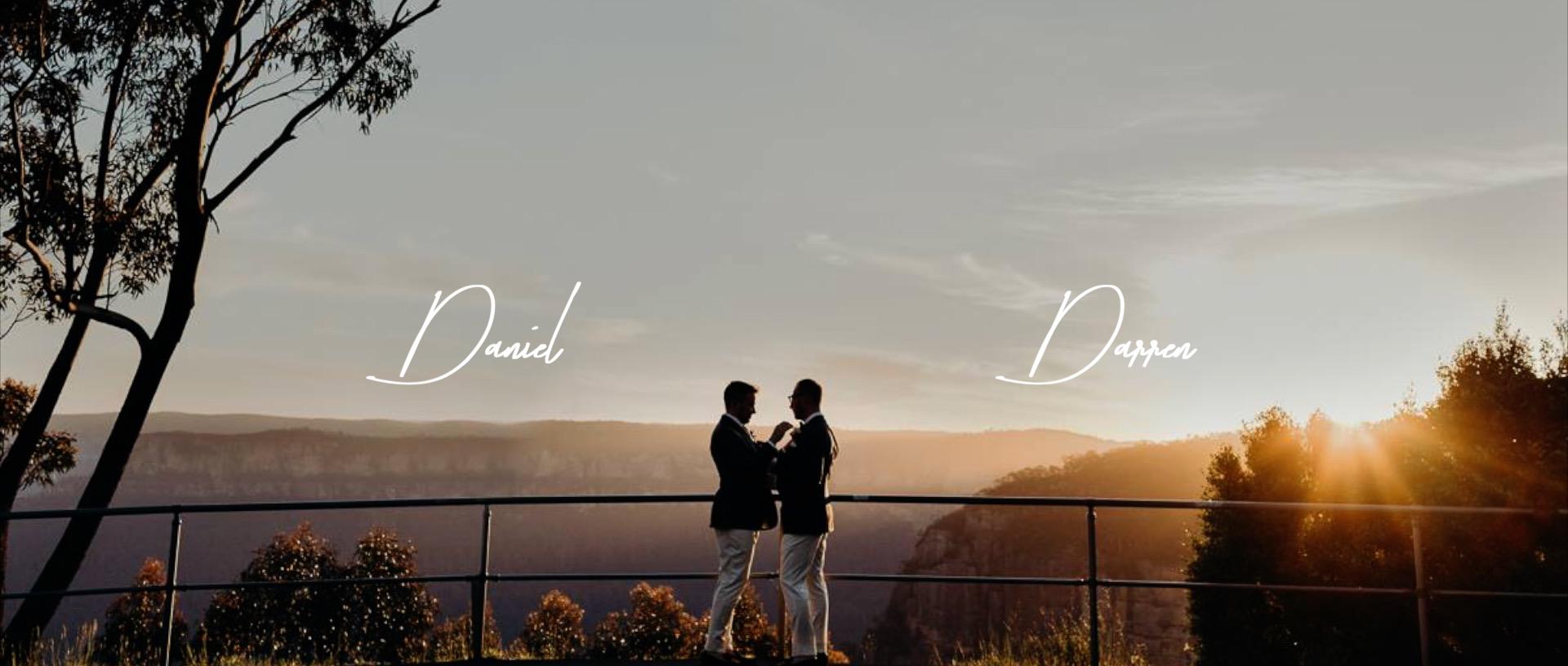 Darren + Daniel | Katoomba, Australia | lilianfels Resort & Spa